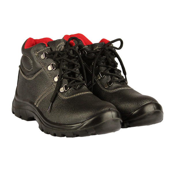 Bronson Bata Industrials Sabre Lace Up High Cut Boots
