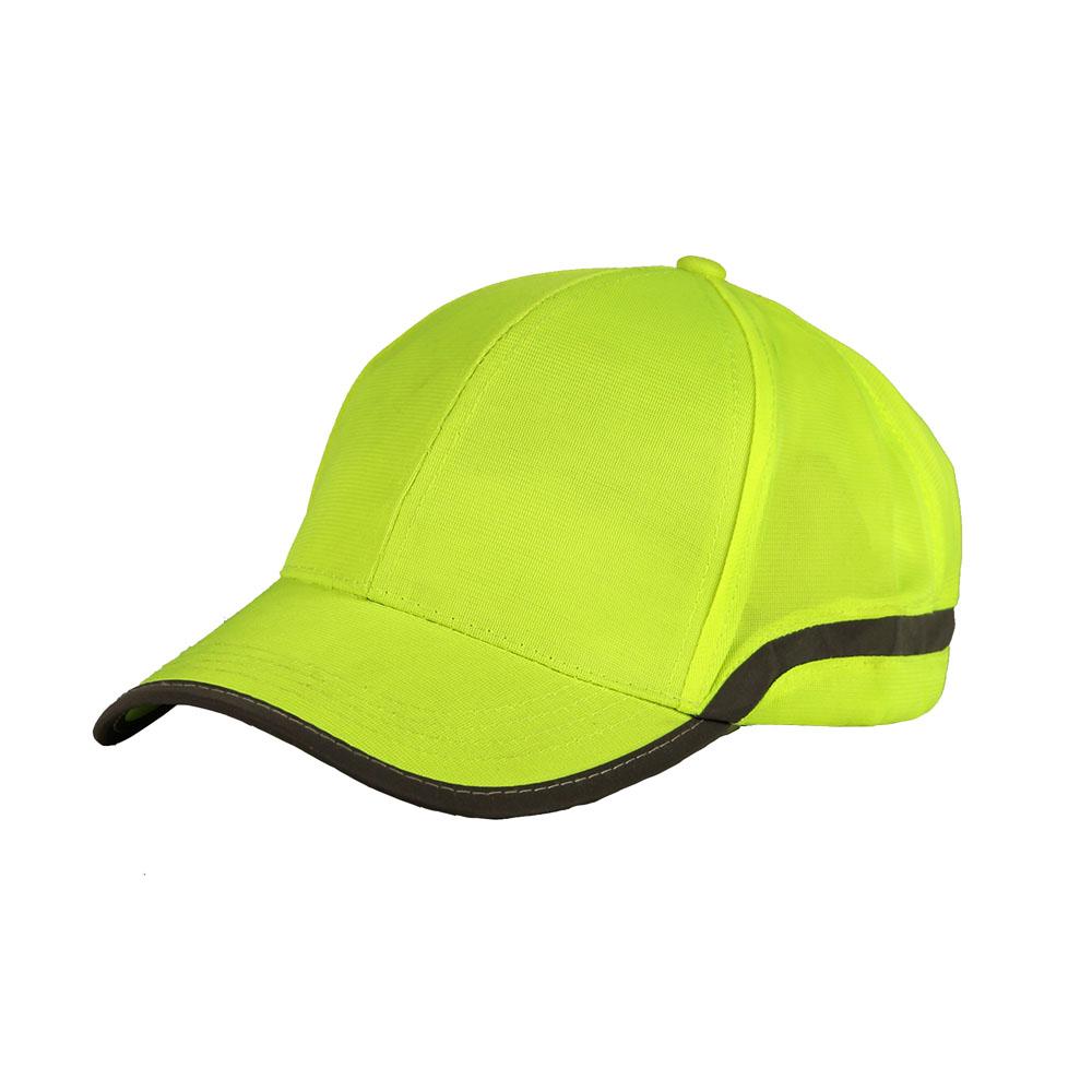 Bronson High Vis Cap Lime