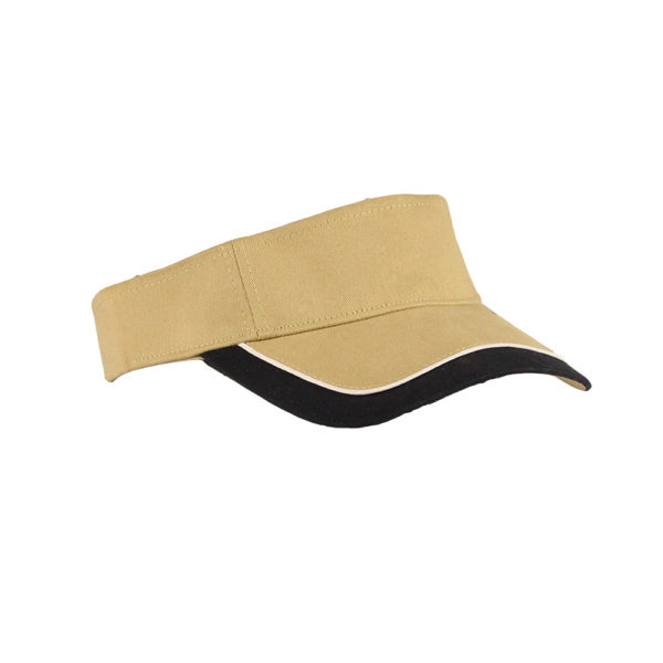 Bronson Ladies Fashion Sun Visor