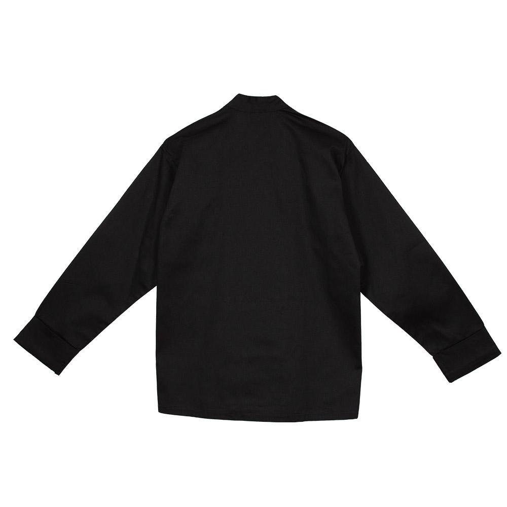 Executive Chef's Jacket Black