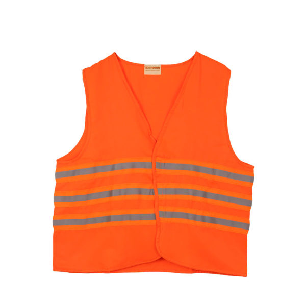 Bronson Hi Vis Vest Orange