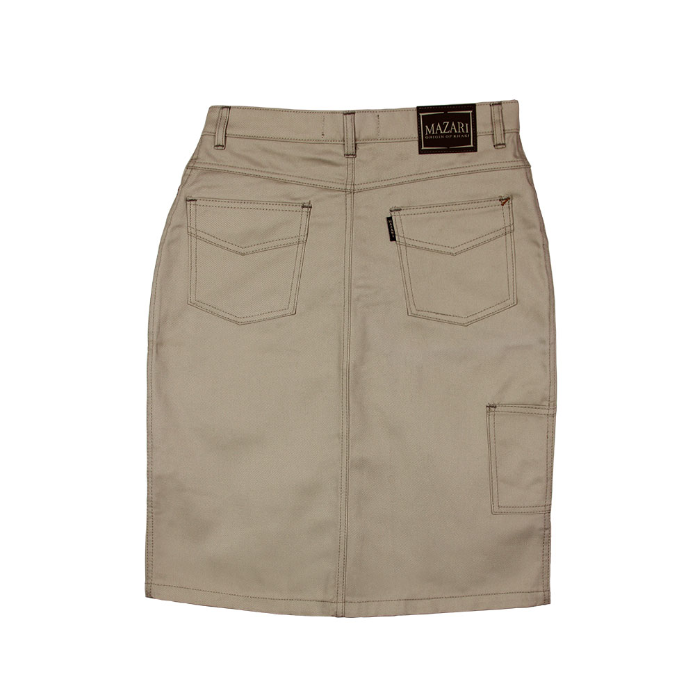 Mazari Ladies Panneled Skirt