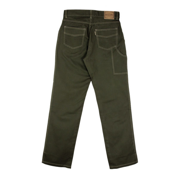 Mazari Men's Jean Style Chino