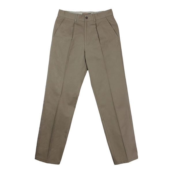 Mazari Men's One Pleat Chino