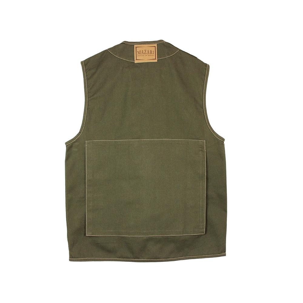 Mens multi pocket fishing jacket