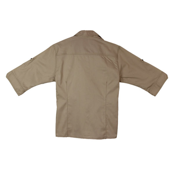 Mazari Three Quarter Sleeve Shirt